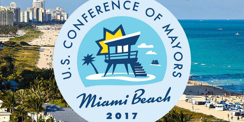 U.S. Conference of Mayors Logo