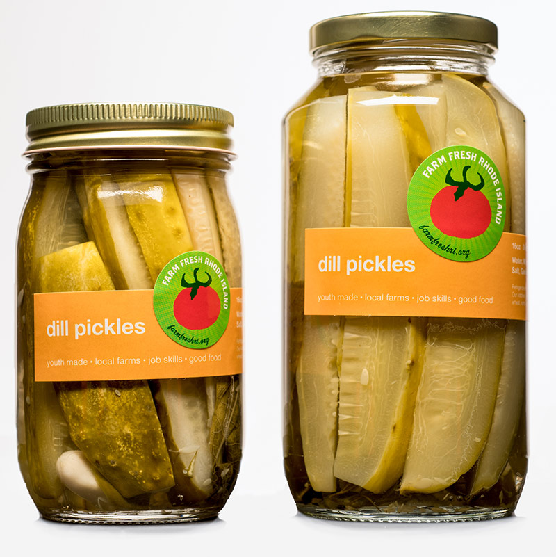 <h5>Dill Pickles</h5>