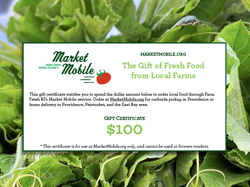 Local Food Gifts
